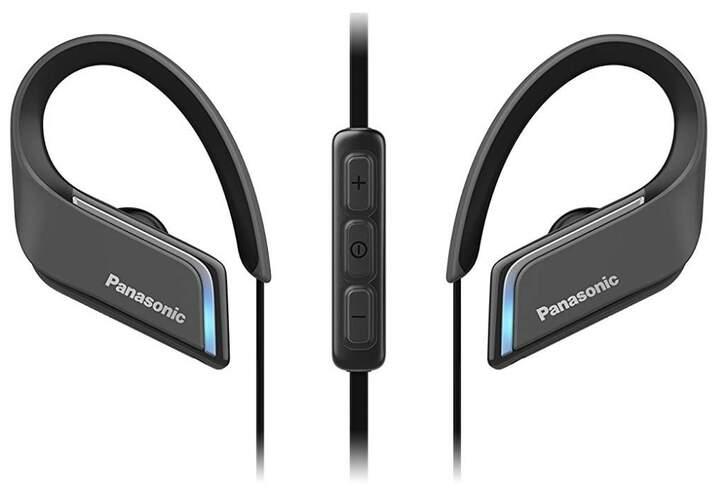 Auriculares Panasonic RP-BTS55E-K Negro