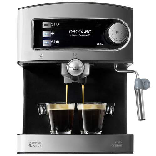 Cafetera Cecotec Power Espresso 20