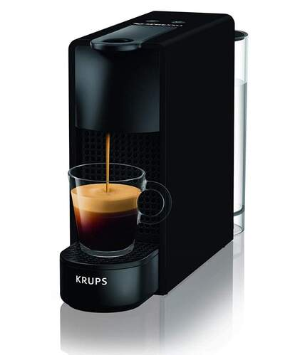 Cafetera Nespresso Krups Essenza Mini XN1108PR5 Negra