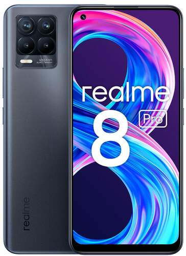 Realme 8 Pro 8/128 GB Negro