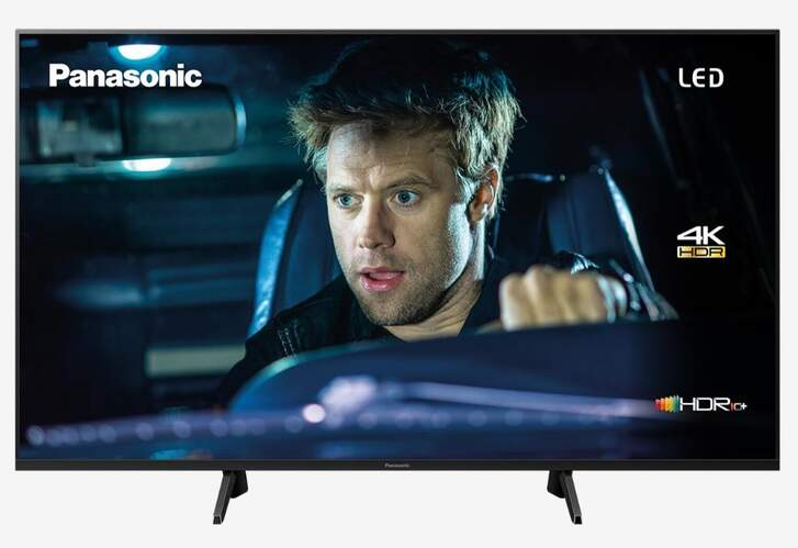 "TV Panasonic 50"" TX-50GX710E - UHD 4K, HDR10+, Smart TV, Bright Panel, Backlight Dimming"