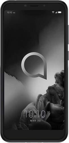 Teléfono Alcatel 1S 2019 64GB Negro