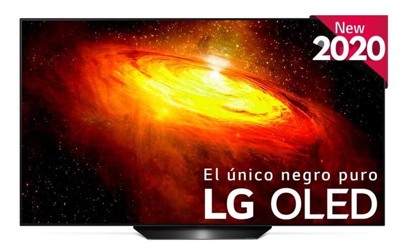 TV LG OLED65B9SLA - UHD 4K, Smart TV ThinQ AI, A7 Gen2, 100% HDR, Dolby Vision/Atmos, HGiG