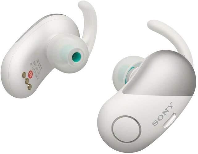 Auriculares Sony WFSP700NW.CE7 Blancos