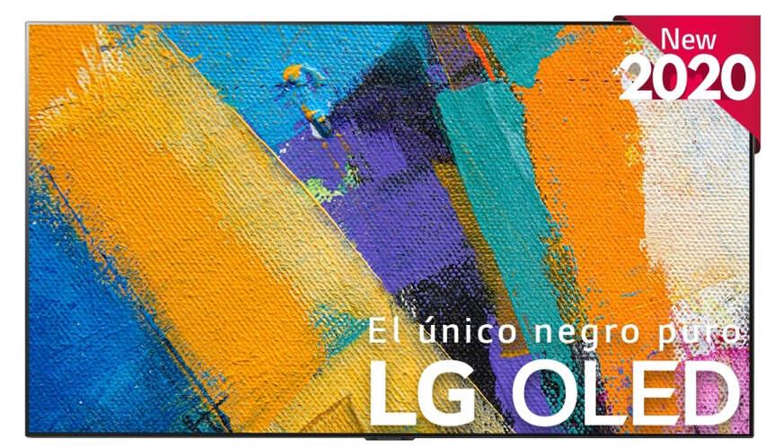 TV LG OLED65GX6LA - UHD 4K, Smart TV IA, A9 Gen3 14Bit, 100% HDR, Dolby Vision/Atmos, G-SYNC