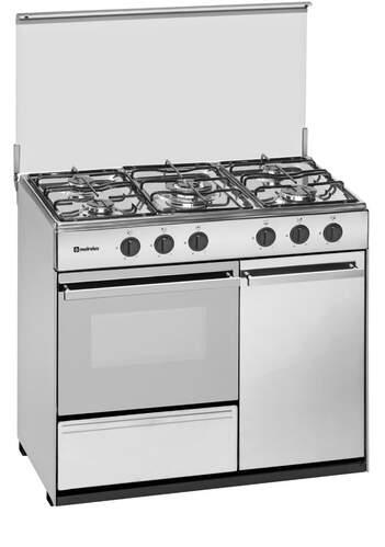Cocina de gas Meireles G2950 DV X