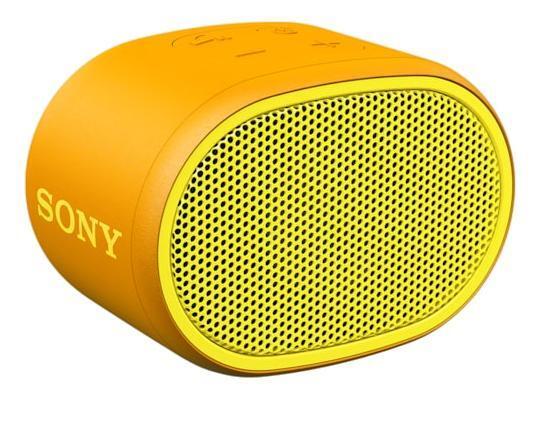 Altavoz portátil Sony Extra Bass SRS-XB01 Amarillo