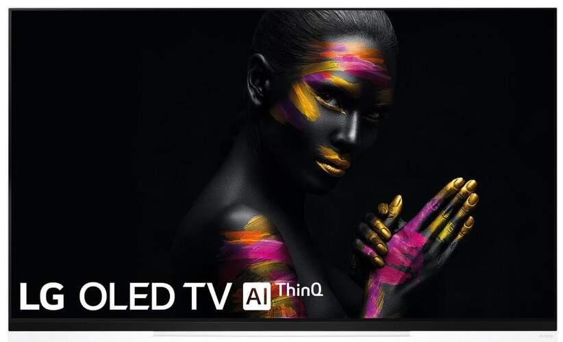 TV LG OLED55E9PLA - UHD 4K, Smart TV IA ThinQ, Alpha 9 (Gen. 2), 100% HDR, Dolby Vision/Atmos