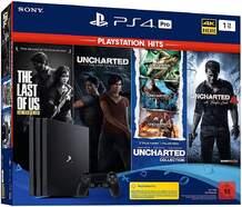Consola Sony PS4 Pro 1TB + 6 Juegos