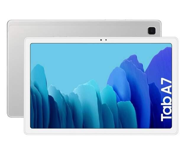 Samsung Galaxy Tab A7 64GB Plata