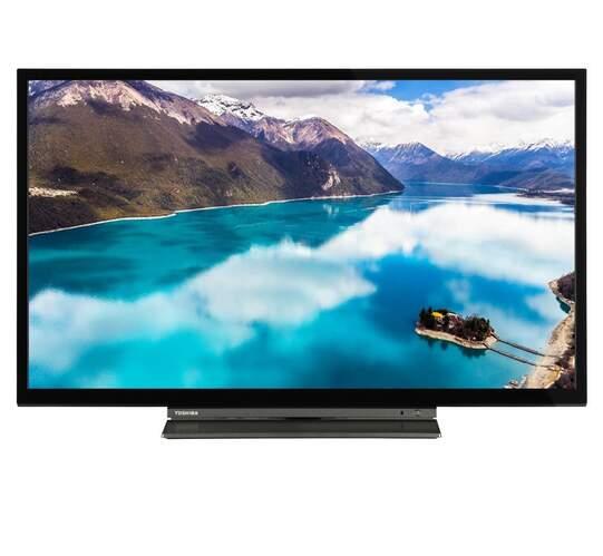 """TV Toshiba 32"""" 32WL3A63DG - HD, Smart TV, HBB TV 1.5, Modo Juego y Deportes, WiFi"""