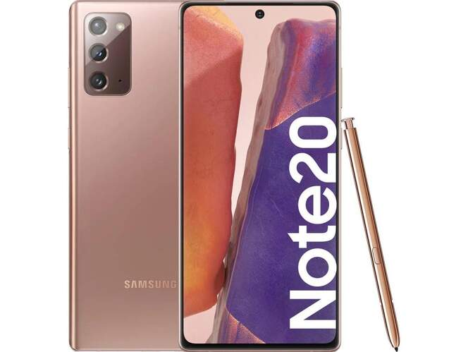 Samsung Galaxy Note 20 256GB Bronce