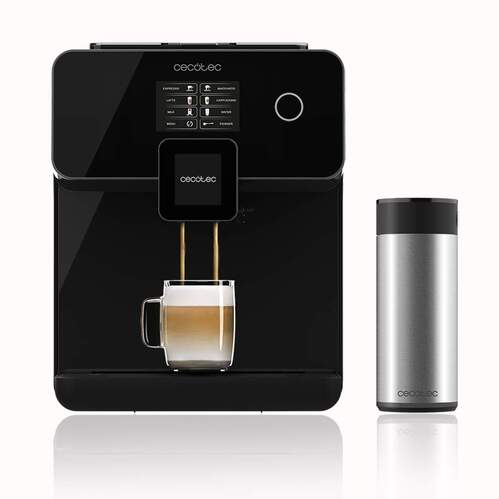 Cafetera Cecotec Power Matic-Ccino 8000