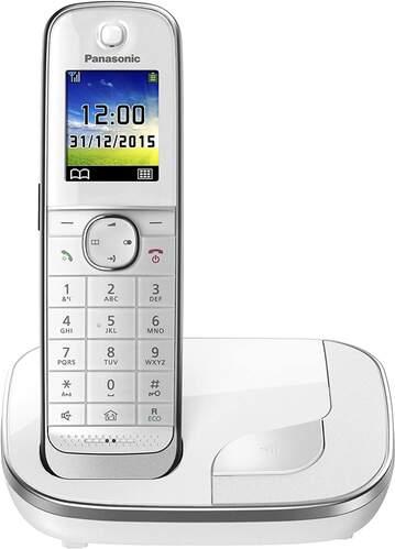 Teléfono Inalámbrico Panasonic KX-TGJ310SPW