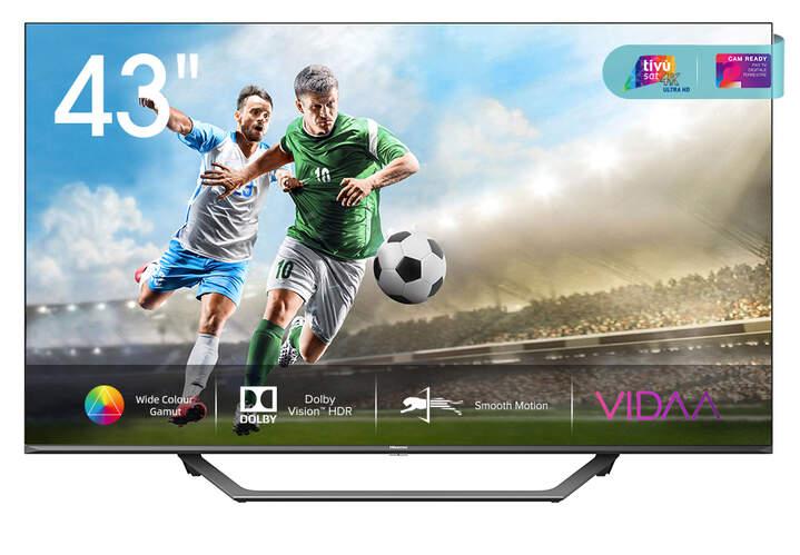 TV 4K Hisense 43A7500F