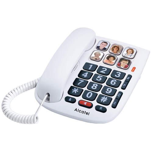 Teléfono sobremesa Alcatel Max 10
