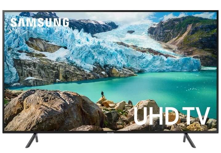 "Televisor Samsung 50"" UE50RU7105KXXC - UHD 4K, 1400 PQI, Smart TV Bixby, HDR10+, Dolby Digital Plus"