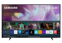 TV QLED Samsung QE55Q60A