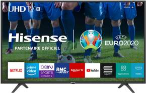 "TV 4K Hisense 43"" 43B7100 - UHD, Smart TV Vidaa U 3.0, HDR10, HLG, DTS Studio Sound, Clean View"
