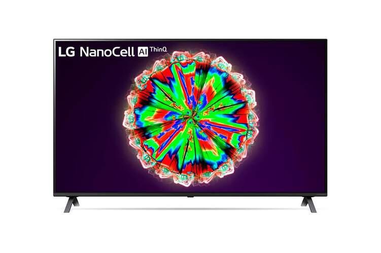 TV LG NanoCell 65NANO806NA