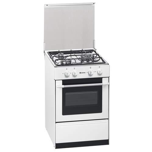 Cocina de gas MEIRELES G1530 DV W