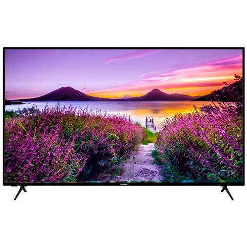 "Televisor Telefunken 65"" 65DTU654 - UHD 4K, Smart TV Opera, HDR, WiFi, DTS, Dolby"