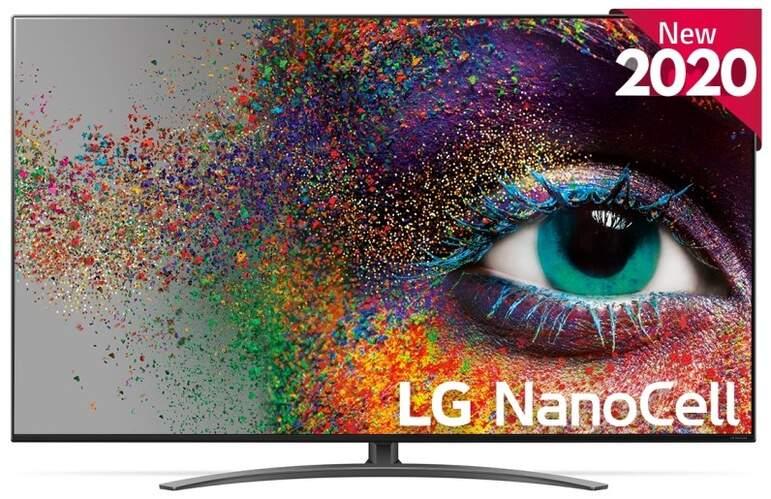 TV LG NanoCell 75NANO916NA