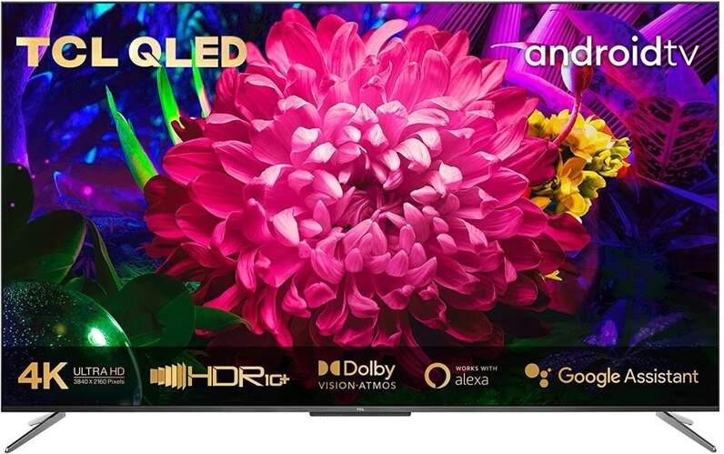 TV QLED TCL 50C715