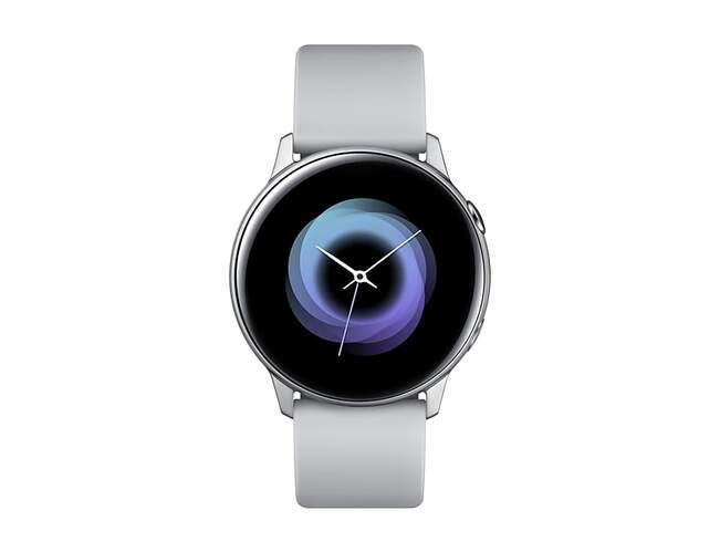 Samsung Galaxy Watch Active Plateado 40mm