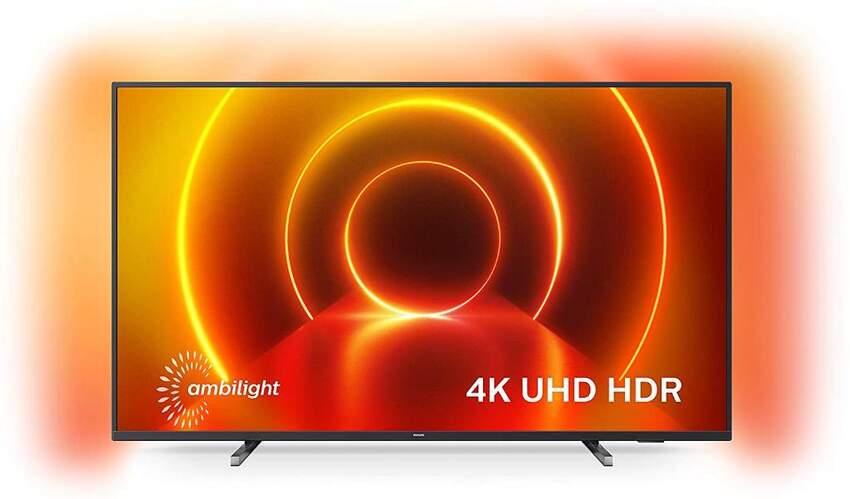 """TV Philips 65"""" 65PUS7805/12"""