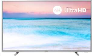 "TV 4K Philips 43"" 43PUS6554/12 - UHD, Smart TV Saphi, HDR10+, Dolby Vision/Atmos"