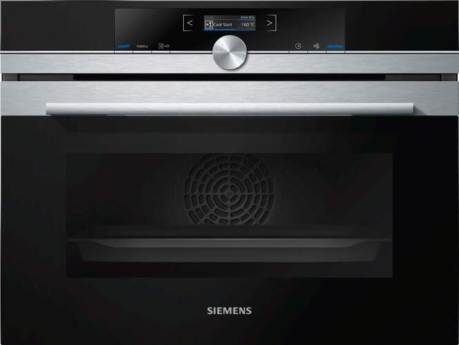 Horno compacto Siemens CB675GBS3