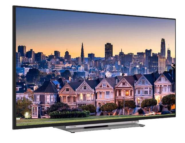 "TV Toshiba 65"" 65UL5A63DG - UHD 4K, Smart TV, WCG, Dolby Vision HDR, TRU Picture Engine, Onkyo"