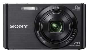 Cámara de fotos compacta Sony DSC-W830B