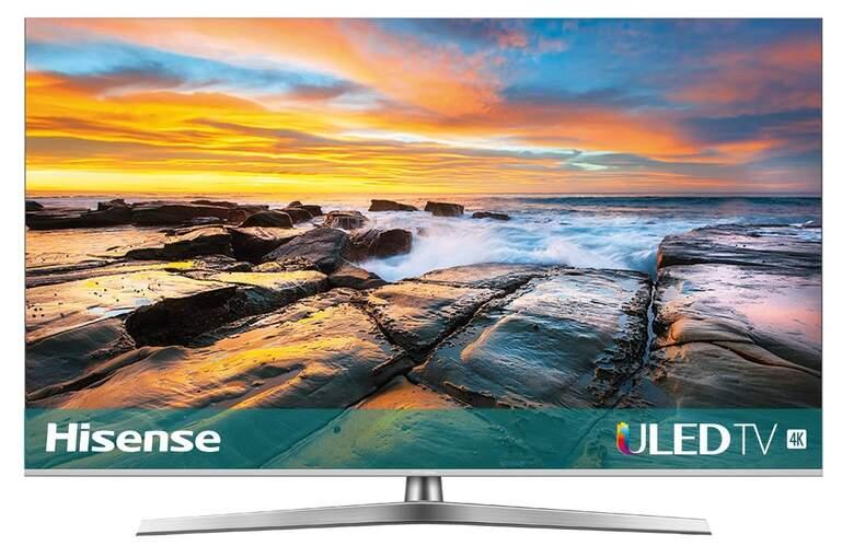 "TV Hisense 50"" H50U7B - 4K UHD, ULED, Smart TV, HDR10+, HLG, Dolby Vision/Atmos, Ultra Motion"