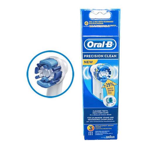 Recambio dental ORAL-B EB-20-3 FFS Precission Clean