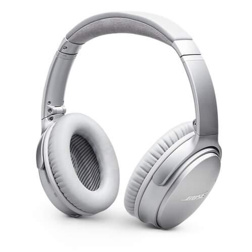 Auriculares Bose QuietComfort 35 II Plata