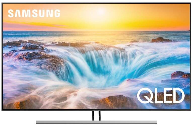 "Televisor QLED Samsung 75"" QE75Q85R - UHD 4K, IA, HDR10+/1500, 3800 PQI, Smart TV, Direct Full Array"