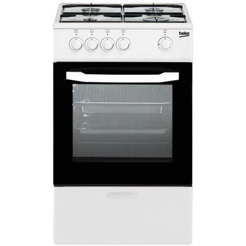 Cocina de gas BEKO CSG42009DW