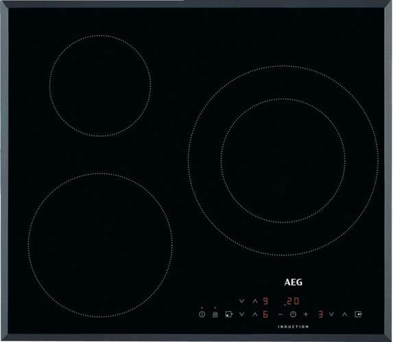 Placa Inducción AEG IKB6330SFB