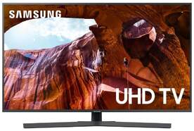"Televisor Samsung 55"" UE55RU7405UXXC - UHD 4K, 1900 PQI, Smart TV Bixby, HDR10+, Dolby Digital Plus"