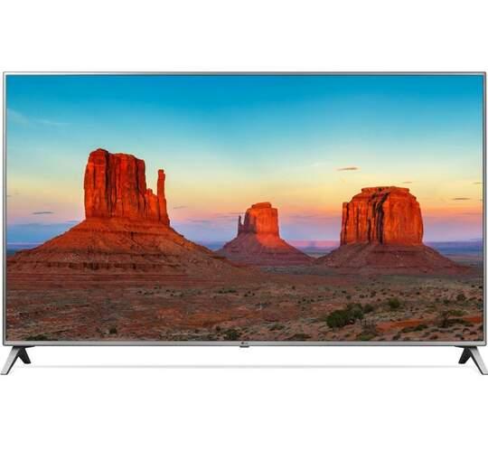 "Televisor LG 43"" 43UK6500PLA - UHD 4K 10 Bits, Smart TV WebOS 4.0, ThinQ, HDRx3, Ultra Surround"