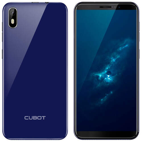 Cubot J5 16GB Azul