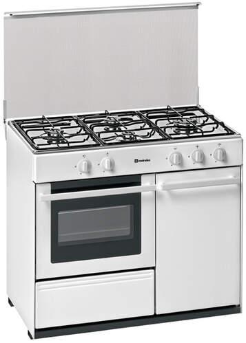 Cocina de gas Meireles G-2940 V W