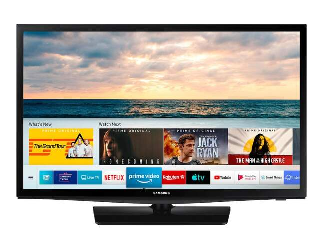 "Televisor Samsung 28"" UE28N4305 - HD, Smart TV, HDR10, UltraCleanView, PurColor, TV Plus, WiFi"