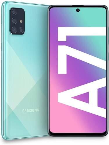 Samsung Galaxy A71 Azul
