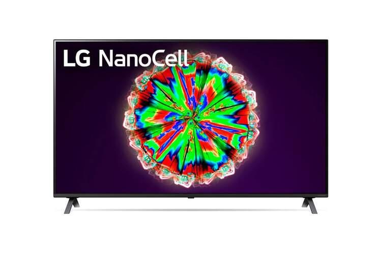 TV LG NanoCell 49NANO806NA