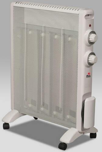 Radiador de mica FM RS-15