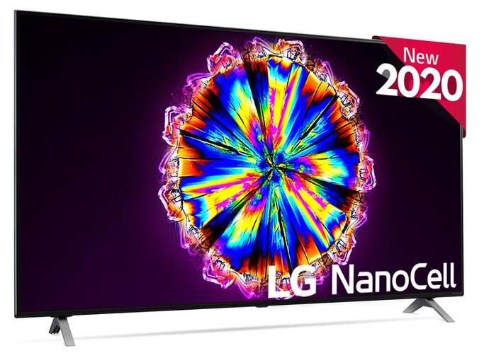 "TV LG 86"" 86NANO906NA - NanoCell UHD 4K, A7, 100% HDR, Dolby Vision/Atmos, Full Array, Smart TV"