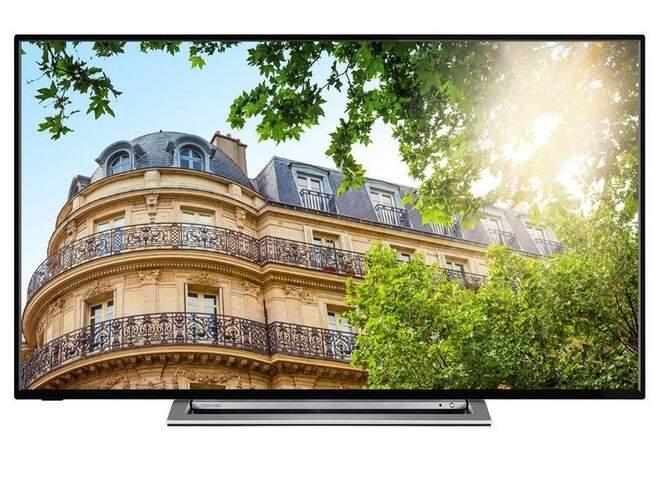 "Televisor Toshiba 43"" 43UL3A63DG - 4K UHD, HDR Dolby Vision, MicroDimming, Onkyo Sound"